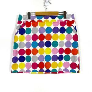 LoudMouth Polka Dot Active Skort Skirt